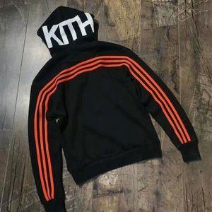 KITH x ADIDAS SOCCER TERRY HOODIE RAYS